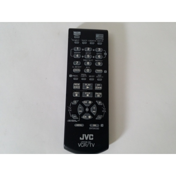 JVC HR-S2902U Video Cassette Recorder 9