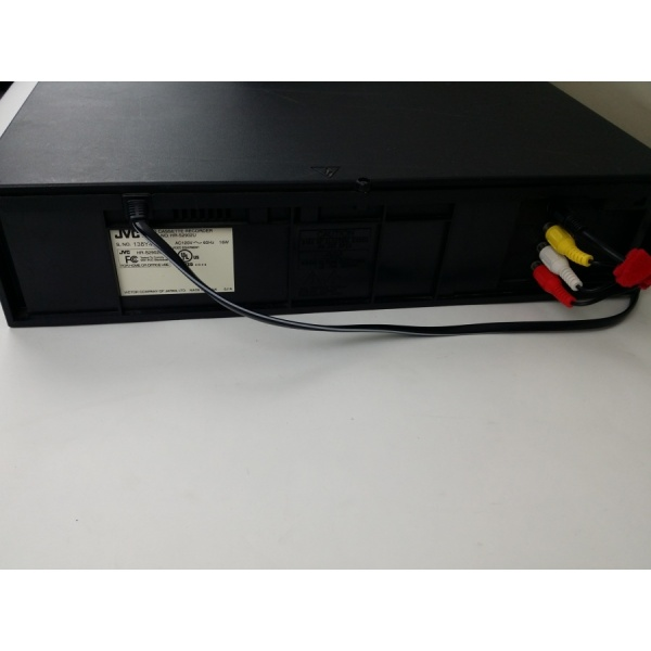 JVC HR-S2902U Video Cassette Recorder 6