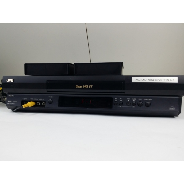 JVC HR-S2902U Video Cassette Recorder 7