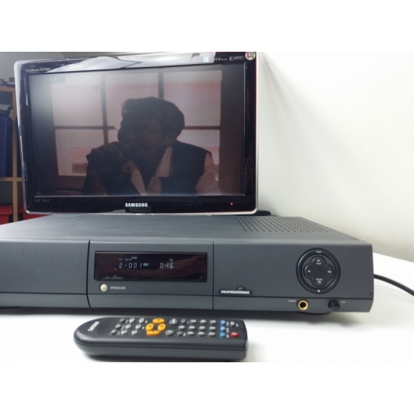 Succesvolle test van de Philips Professional DVD Player DVD 170/001